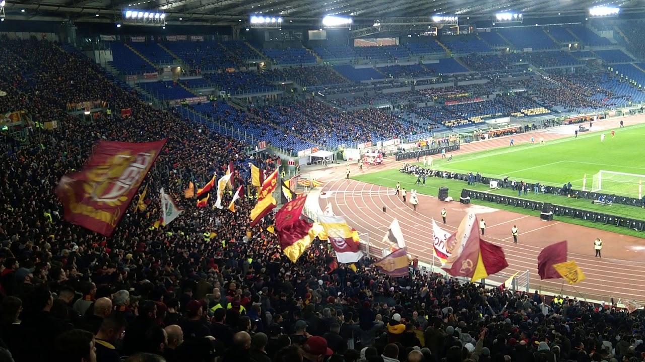 Roma Lecce 2019/20 perché la domenica mi lasci sempre sola