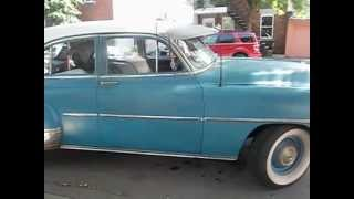 103 1905 CHEVROLET  DELUXE 1952 TAXI   CAR