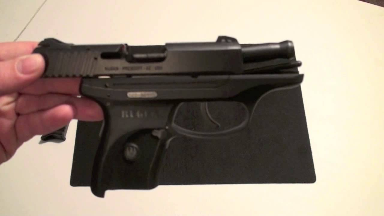 Ruger Lc9 Extractor Problem