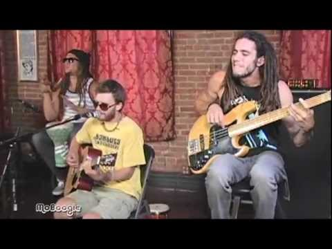 """THE MOVEMENT """"Set Sail"""" - stripped down MoBoogie Loft Session @ Lodo's"""