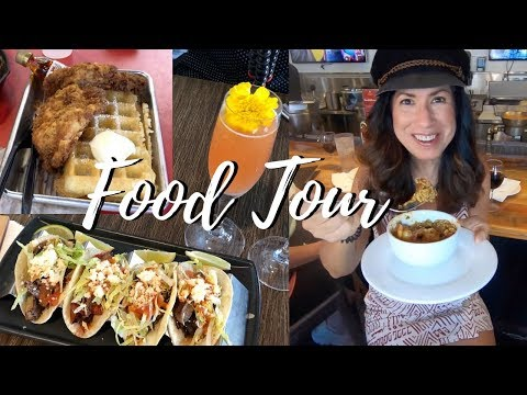 🍤 BEST FOOD TOUR 🧀HUNTINGTON BEACH, CALIFORNIA🏖