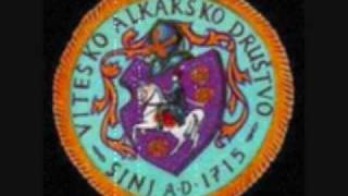 Ivan Antosovic - Gusle - Turska Opsada Sinja 1715   1dio