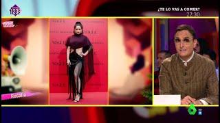 """El consejo estilístico de Josie a Rosalía: """"Explota tu juventud"""""""