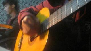 tình yêu mặt trời guitar