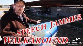Funny Speech Jammer Walkaround Grumman Traveler Bryan Turner Satire