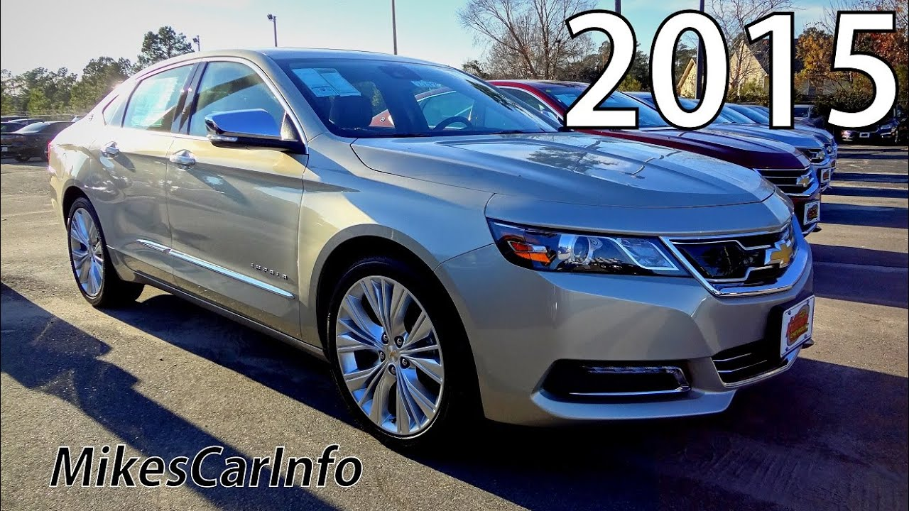 2015 chevrolet impala 2ltz youtube 2014 chevrolet impala 2ltz white ...