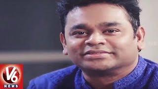 Music Director AR Rahman Shocking Tweets On MeToo Movement | Chennai | V6 News