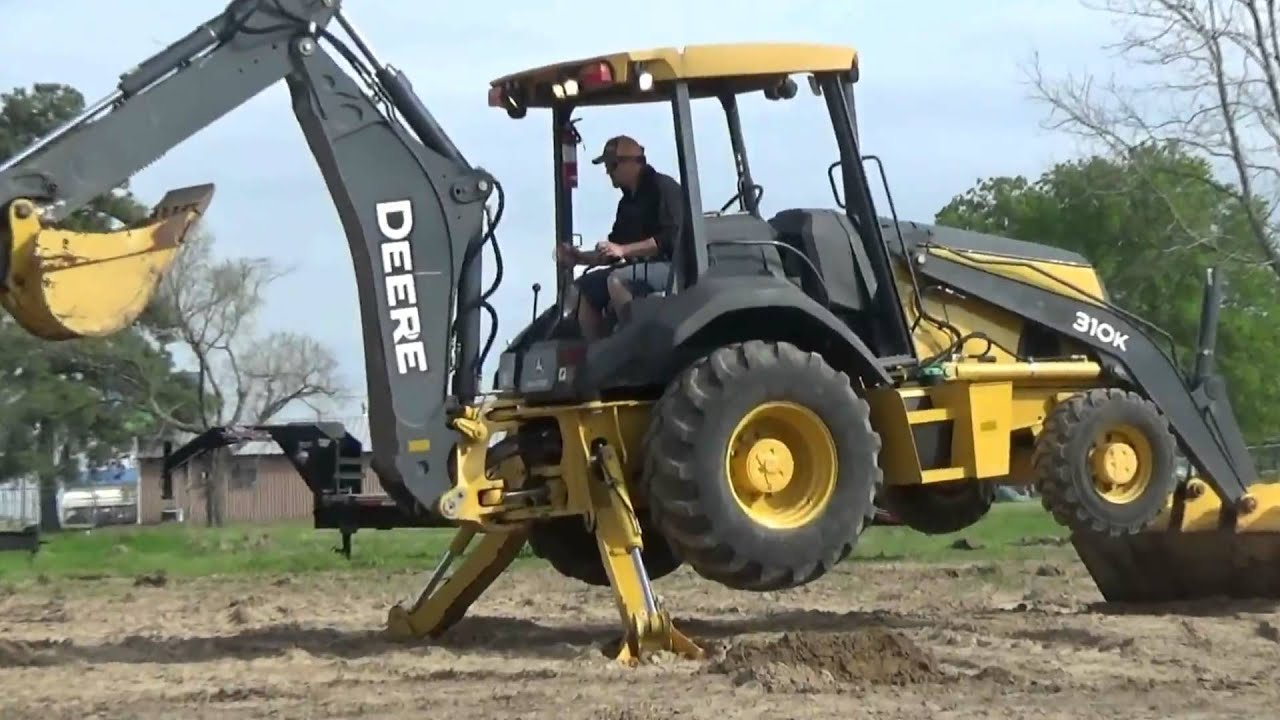 maxresdefault 2013 john deere 310k backhoe youtube 855 John Deere Fuse Box Location at virtualis.co