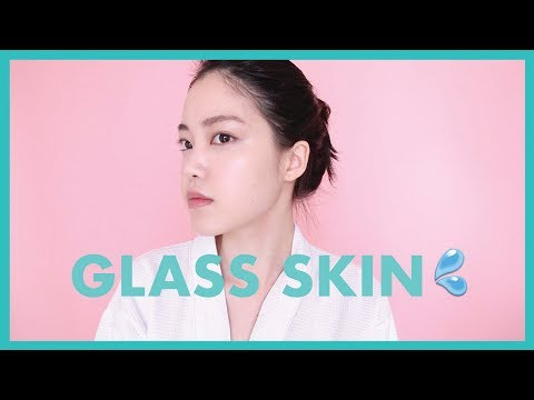 HOW TO GET GLASS SKIN / KOREAN SKIN ROUTINE