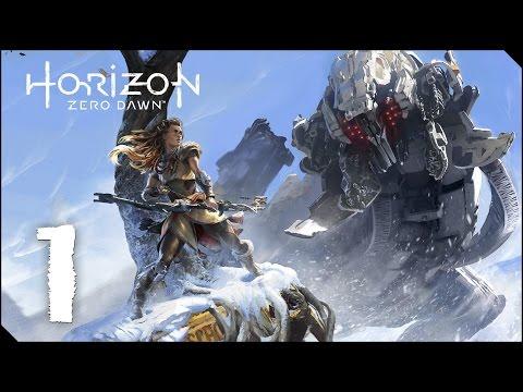 HORIZON ZERO DAWN | ESPAÑOL | Capitulo 1 | El Mejor juego de PS4 hasta la fecha?