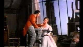 Mario Lanza Che Gelida Manina 1949