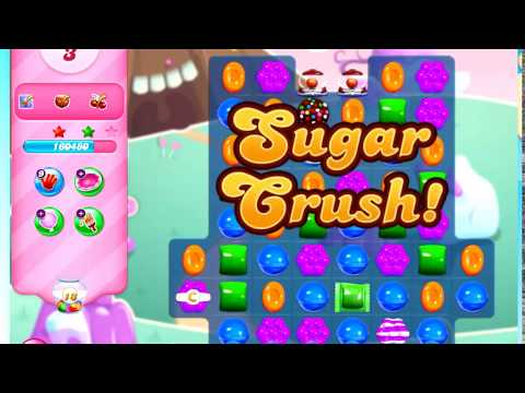 Candy Crush Saga Level 2528 ***