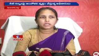 Heavy Water Crisis in Vizianagaram District | ZP Chairman Swati Rani Response | HMTV