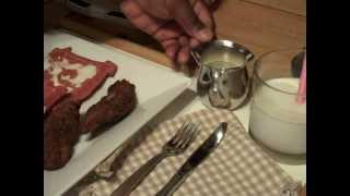 Clark D Chef: Chicken & Red Velvet Waffles