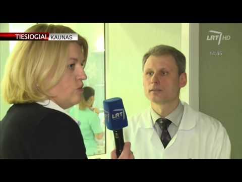 Kaune Nuo Gripo Mirė Medikė: Simptomai Kamavo Savaitę (tiesiogiai) HD