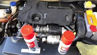 Motor temizliği / Motordaki yağ ve kir nasıl temizlenir / Würth motor temizleyici ve motor cilası