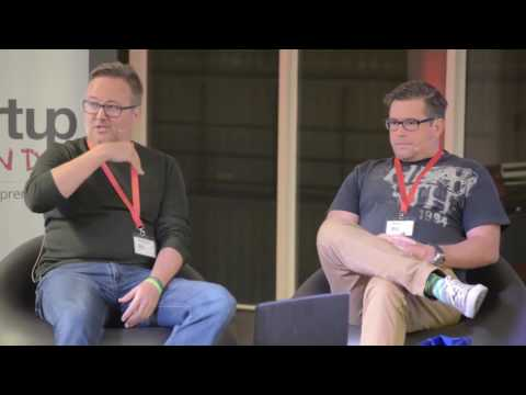 Startup Grind Cape Town Hosts Brett & Brad MacGrath (Zoona) - #StartCPT