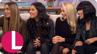 X Factor&#39s Four Of Diamonds On Surviving The Sing-Off  Lorraine