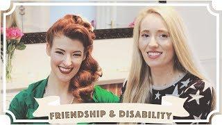 Friendship & Disability // With Gem: Wheelsnoheels