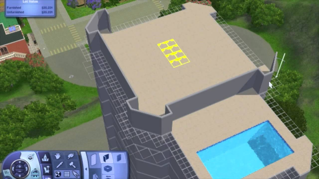 Sims 3 How To Build A Custom Apartment
