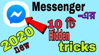 10 Most Important Messenger Settings You Should Use Now! | Facebook Messenger Tricks 2020