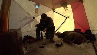 Ловимо щуку і окуня! Якутія Yakutia