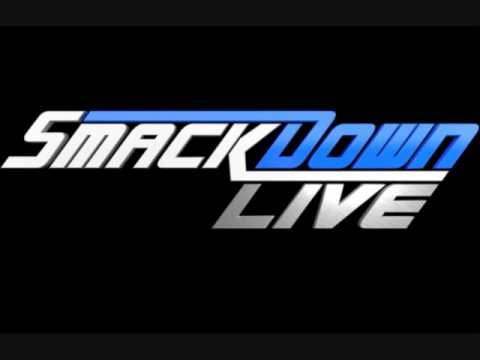 WWE SmackDown Live - Take A Chance Extended NEW theme