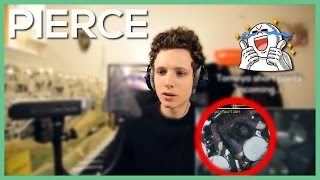 Download Lagu TAKA PIANO! 🎹😍 • ONE OK ROCK - Pierce Live • YOKOHAMA Arena • Reaction Video • FANNIX mp3