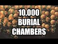 Loot from 10,000 Burial Chambers