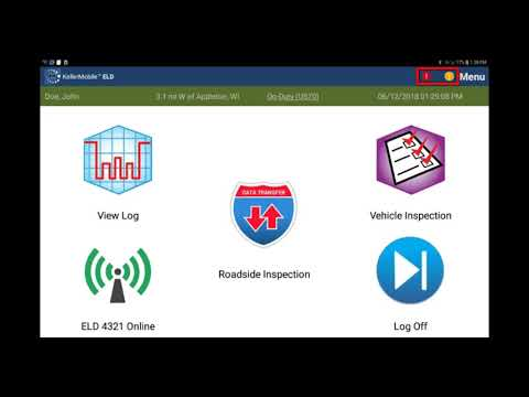 Android™ ELD Malfunction - KellerMobile® ELD