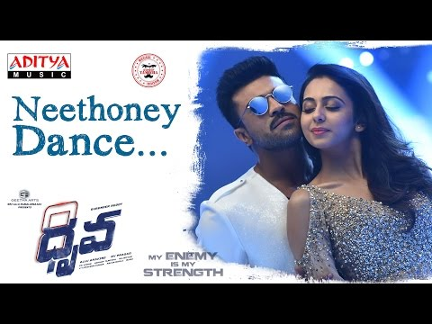 Neethoney Dance Full Song II Dhruva Songs | Ram Charan,Rakul Preet | HipHopTamizha
