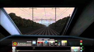 Railworks 4 (TS2013): Acela Express Cabride Philadelphia to New York