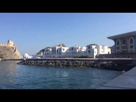 Dubai to Muscat Via Road