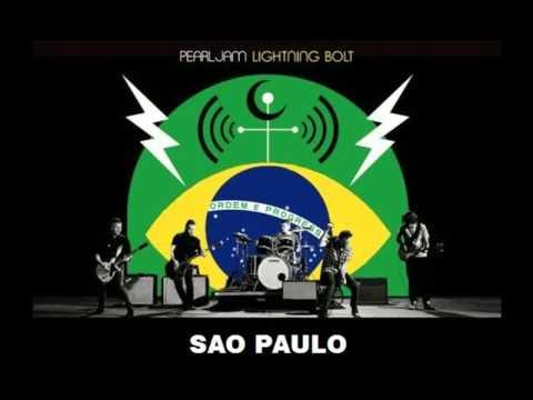 Pearl Jam Brasil Sao Paulo 2015 Full Album