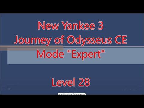 New Yankee 8 - Journey of Odysseus CE Level 28  