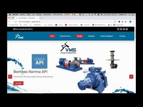 Web VMS