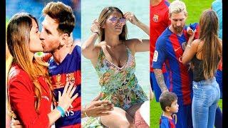 Lionel Messi's Wife - 2019   Antonella Roccuzzo