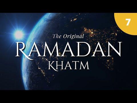 Ramadan Khatm 1442/2021