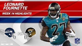 Don't miss player highlights from Jacksonville Jaguars running back...
