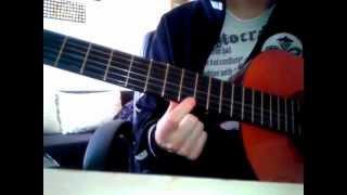 Noize Mc - блатняк ( видео урок как играть )
