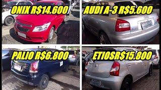 LEILÃO: Carros com benfeitorias alguns adoram outros odeiam