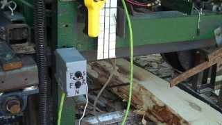 Diy Bandsaw Mill Power Feed 12 Volt Dc