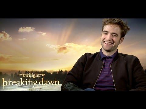 Breaking Dawn Part 2 interviews - Pattinson, Stewart, Lautner, Rathbone, Lutz, Reed, Sheen