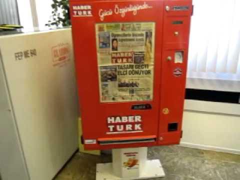 Gazete Otomatı