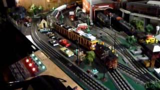681 Lionel Turbine and 2400 Series Passenger Cars