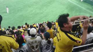 2017.04.22 阪神 原口文仁 応援歌