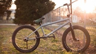 How to Paint a BMX Bike