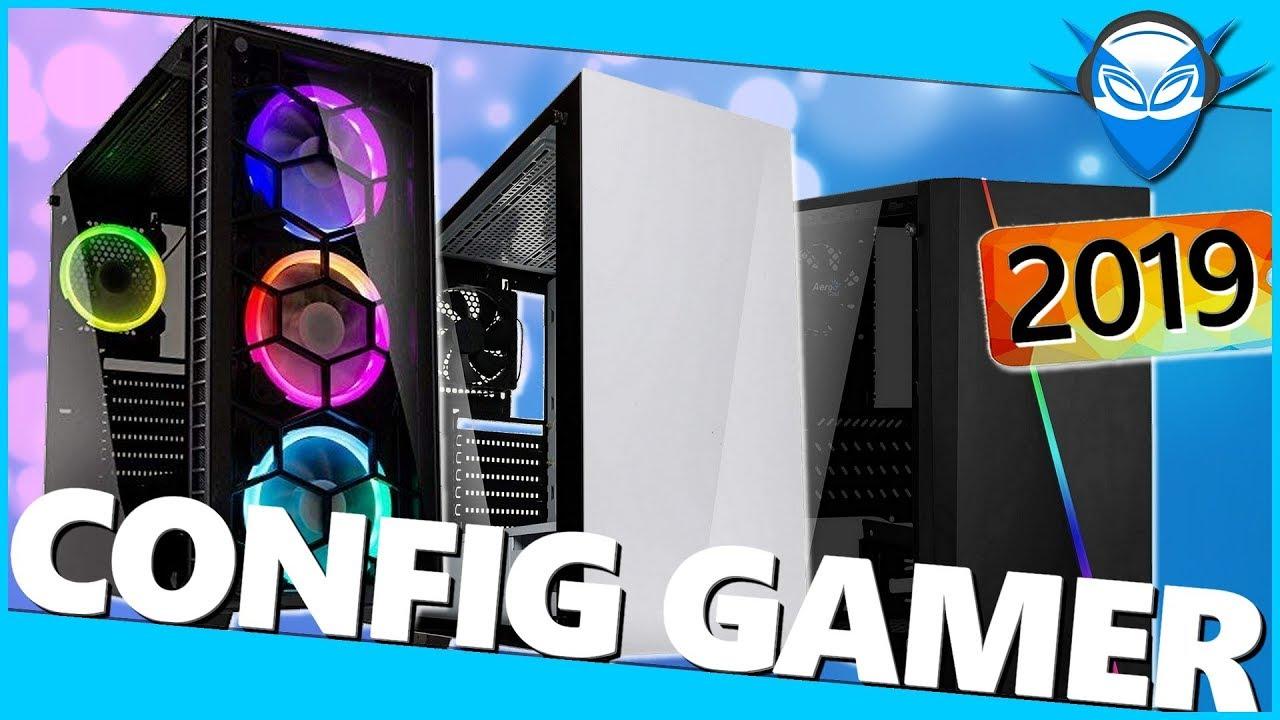 TOP Config PC GAMER Février 2019 - 500€ 800€ 1200€