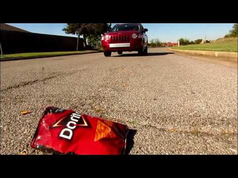 """Scamp"" BANNED Doritos Commercial"