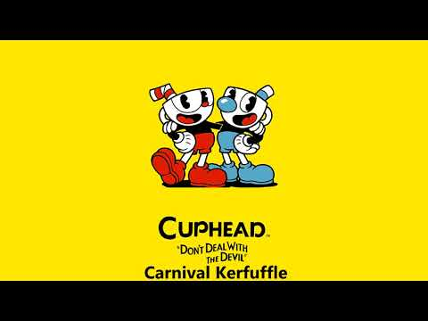 Cuphead OST  Carnival Kerfuffle Music